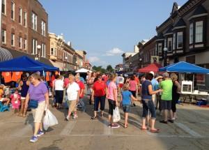 Evening Market 2014
